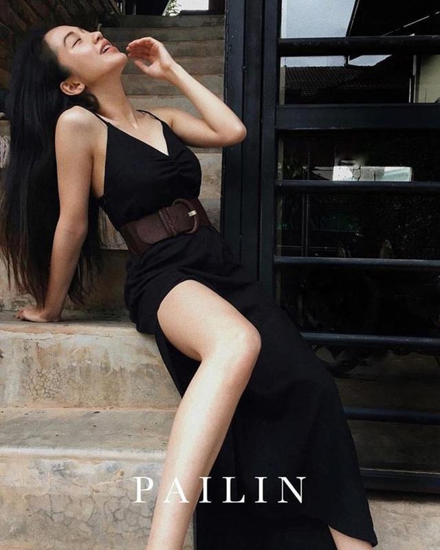 Cô được cộng đồng mạng Việt biết đến vào giữa năm 2016 với loạt ảnh diện đồ truyền thống.