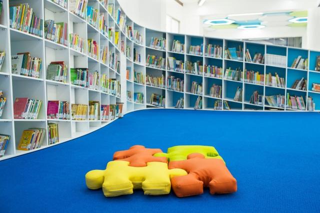Những không gian mở giúp bé vừa học, vừa chơi được nhiều phụ huynh quan tâm hiện nay