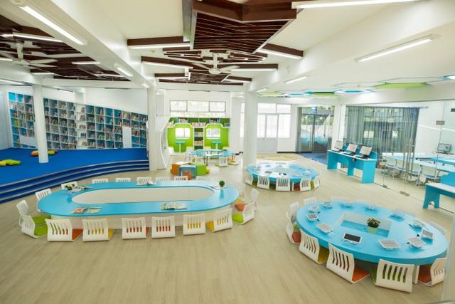 Không gian bên trong S.hub Kids TP. Hồ Chí Minh