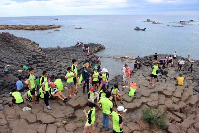 Gành đá đĩa điểm du lịch nổi tiếng nhất Phú Yên