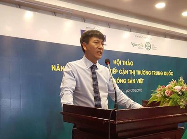 Ông Nguyễn Hoàng Anh - Thành viên Hội đồng tư vấn cải cách - Phó Chủ tịch thường trực DAA Việt Nam cho biết, việc xuất khẩu nông khẩu còn bấp bênh, gặp nhiều khó khăn.
