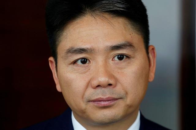 Tỷ phú USD Lưu Cường Đông (Ảnh: Reuters)