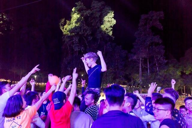 Du lịch âm nhạc - xu hướng mới của festival âm nhạc Việt Nam - 2