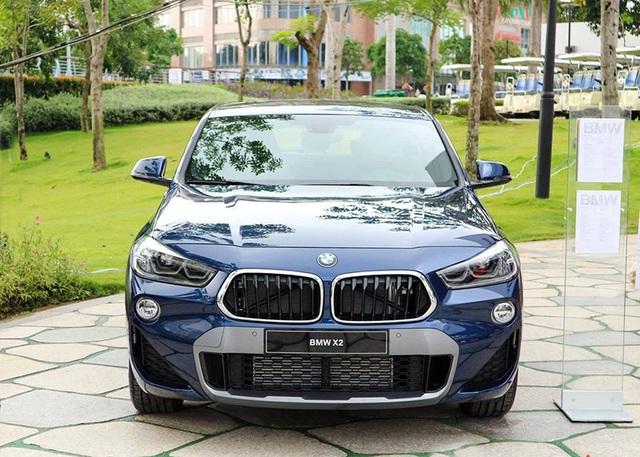 BMW X2 có mặt tại Việt Nam với giá trên 2 tỷ đồng - 1