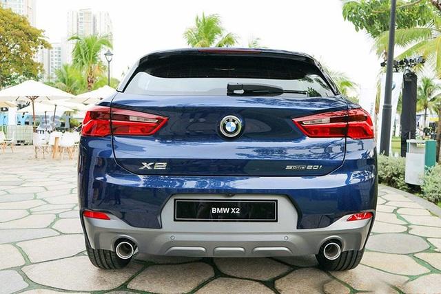 BMW X2 có mặt tại Việt Nam với giá trên 2 tỷ đồng - 2