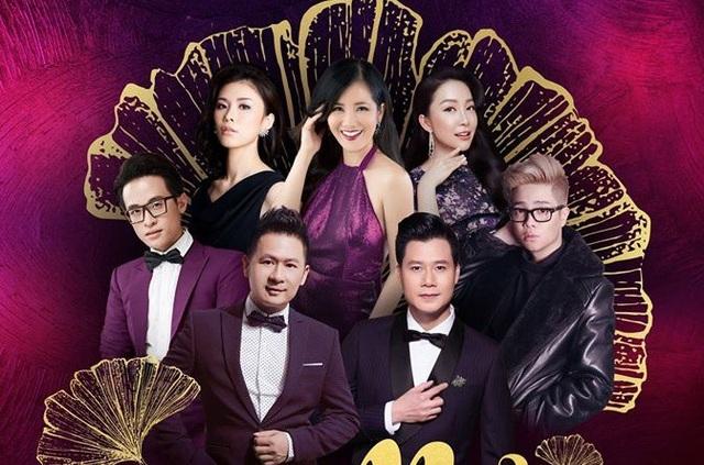 Bùi Anh Tuấn sẽ góp mặt trong đêm nhạc có sự xuất hiện của hàng loạt nghệ sĩ đình đám.