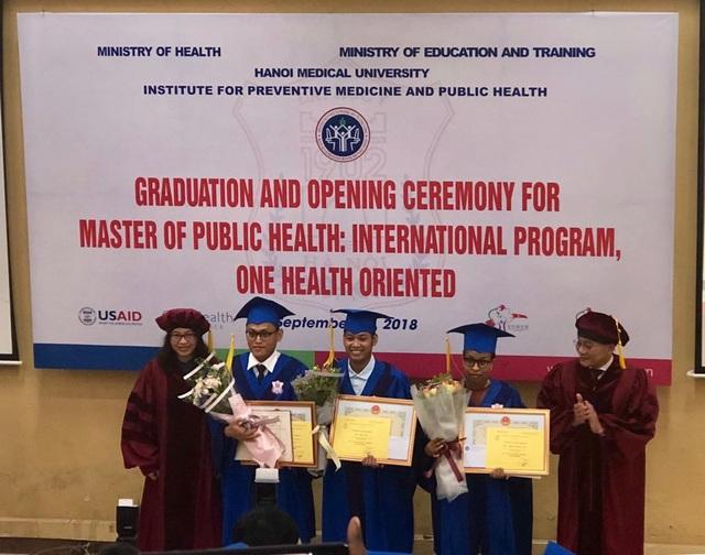 Trường đại học Y Hà Nội đào tạo thạc sĩ y tế công cộng cho học viên nước ngoài - 1
