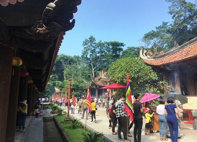 Năm nay diễn ra lễ kỷ niệm 600 năm khởi nghĩa Lam Sơn, 590 năm Đức vua Lê Thái Tổ đăng quang, tưởng niệm 585 năm ngày mất của Anh hùng dân tộc Lê Lợi và Lễ hội Lam Kinh năm 2018.