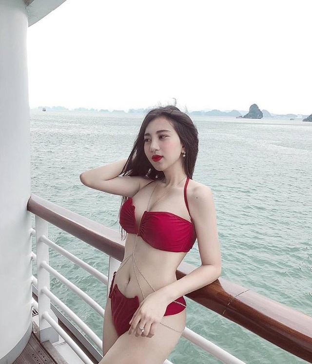 Một cô gái khác cùng lứa tuổi với Thái Thảo Nguyên cũng nổi tiếng không kém là Hồ Ngọc Ý Nhi (TP.HCM).