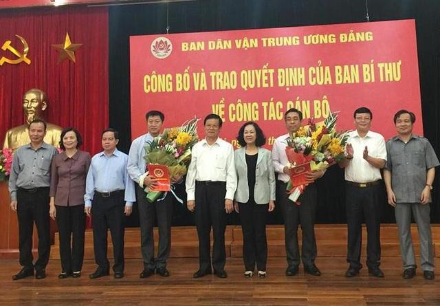 Bộ Chính trị, Ban Bí thư Trung ương Đảng điều động, phân công cán bộ - 3