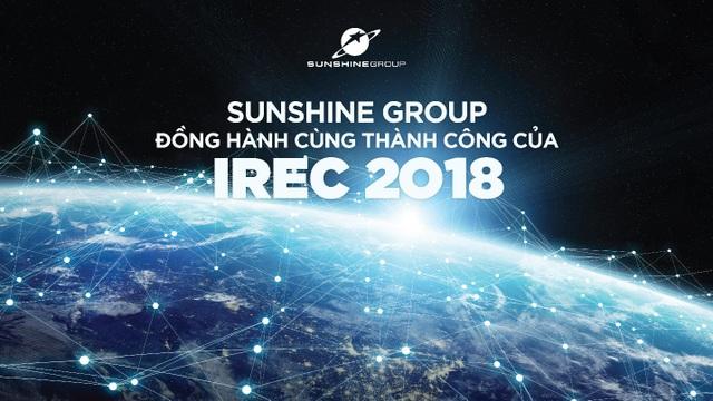Đồng hành cùng IREC 2018, Sunshine Group đã mở ra cho mình nhiều cơ hội kết nối, hợp tác với cộng đồng các nhà phát triển bất động sản Việt Nam và quốc tế.
