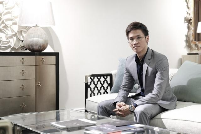 CEO Nội thất thông minh XHome Nguyễn Tuấn Dũng
