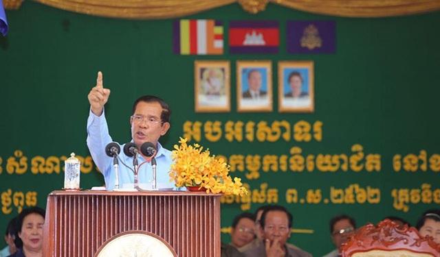 Thủ tướng Hun Sen (Ảnh: Fresh News)