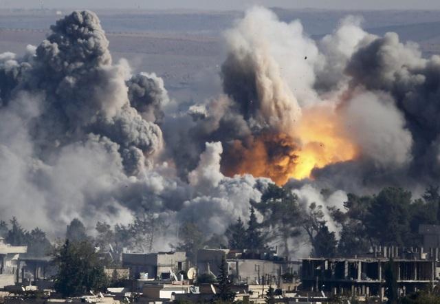 Idlib có thể coi là điểm nóng nhất tại Syria hiện nay. (Ảnh: AFP)