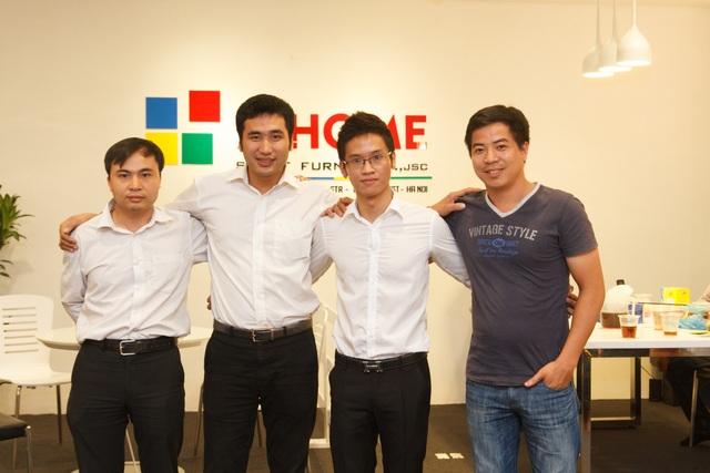 Từ một kỹ sư cầu đường, 8x trở thành CEO đình đám trong ngành nội thất Việt - 2