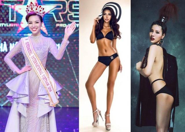Giải Vàng siêu mẫu 2015 Dương Nguyễn Khả Trang, người sở hữu cặp chân dài nhất làng mẫu Việt hiện nay là 1,14m, đã chính thức nhận được giấy phép số 337/ GP-NTBD của Cục Nghệ thuật và biểu diễn cấp phép dự thi cuộc thi Super Model International 2018 (Siêu mẫu Quốc tế 2018). Khả Trang từng được chuyên trang sắc đẹp Global Beauties bình chọn là Mỹ nhân sexy nhất châu Á trong số những Mỹ nhân đương đại sexy nhất thế giới năm 2016/2017.