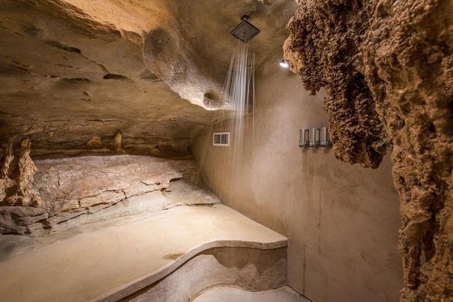 """Khám phá biệt thự """"triệu đô"""" nằm ngay trong hang động độc nhất thế giới - 14"""