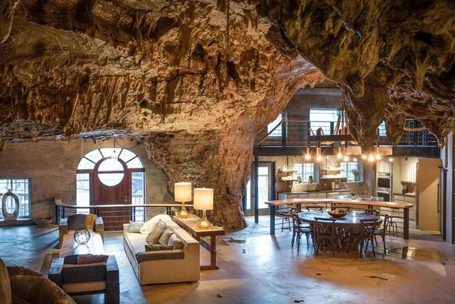 """Khám phá biệt thự """"triệu đô"""" nằm ngay trong hang động độc nhất thế giới - 6"""