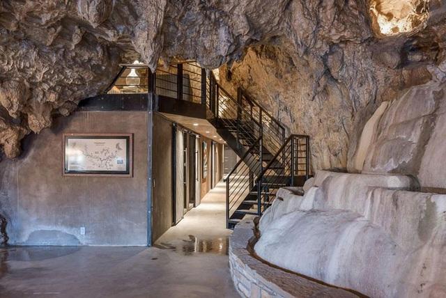 """Khám phá biệt thự """"triệu đô"""" nằm ngay trong hang động độc nhất thế giới - 4"""