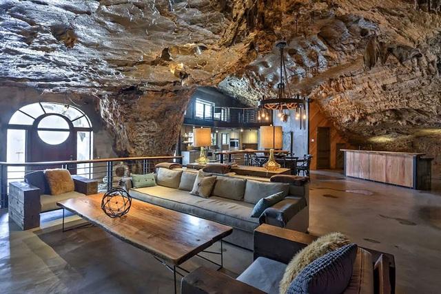 """Khám phá biệt thự """"triệu đô"""" nằm ngay trong hang động độc nhất thế giới - 12"""