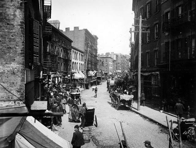 Ảnh hiếm về mặt tối của New York cuối thế kỷ 19 trong các khu ổ chuột - 11