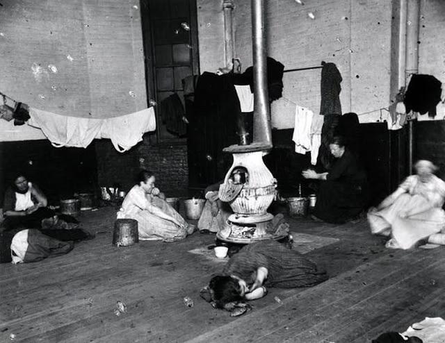 Ảnh hiếm về mặt tối của New York cuối thế kỷ 19 trong các khu ổ chuột - 15