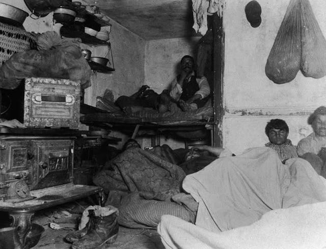 Ảnh hiếm về mặt tối của New York cuối thế kỷ 19 trong các khu ổ chuột - 4