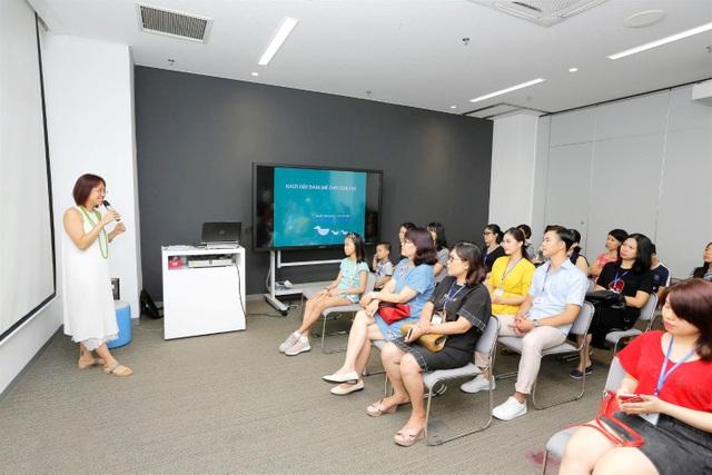 Một tọa đàm về chủ đề nuôi dạy con dành cho các phụ huynh tại Panasonic Risupia Việt Nam