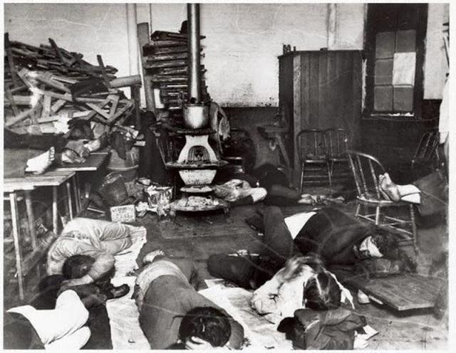 Ảnh hiếm về mặt tối của New York cuối thế kỷ 19 trong các khu ổ chuột - 6