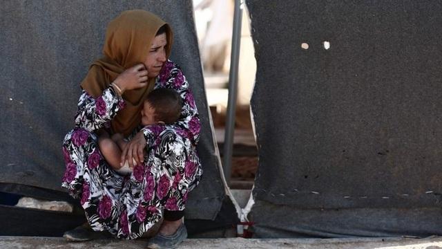Idlib đối mặt với nguy cơ khủng hoảng nhân đạo nếu xung đột nổ ra (Ảnh: AFP)