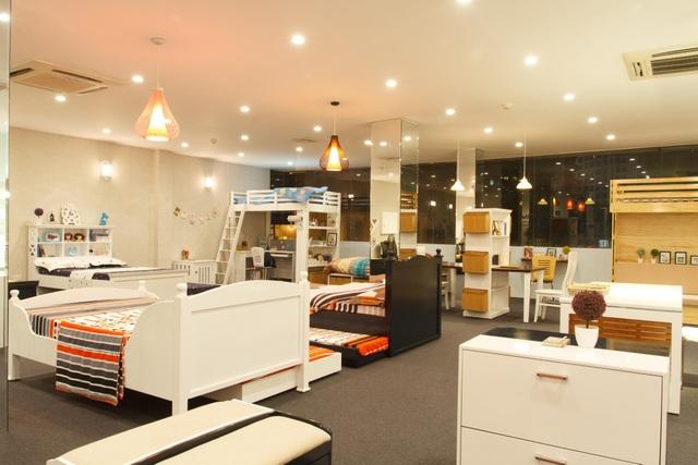 Hình ảnh Showroom XHOME những ngày đầu tiên với các sản phẩm thiết kế thông minh