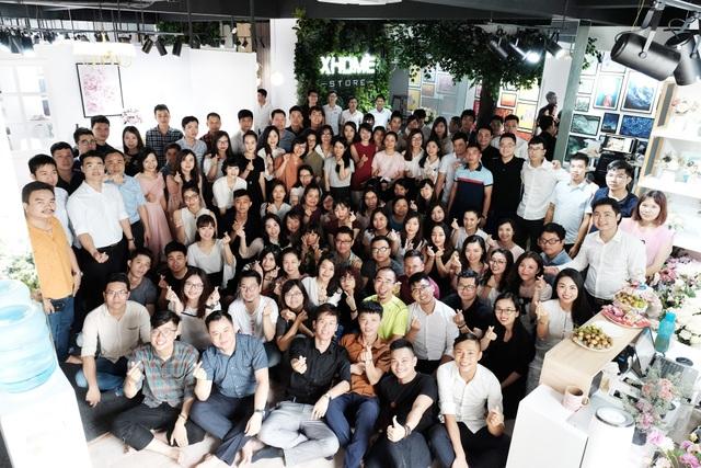 Từ một kỹ sư cầu đường, 8x trở thành CEO đình đám trong ngành nội thất Việt - 5