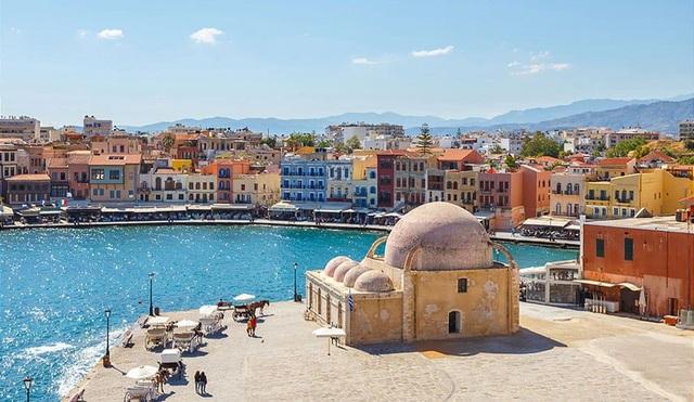 Vẻ đẹp của Crete - hòn đảo lớn thứ 5 Địa Trung Hải và lớn nhất của Hy Lạp