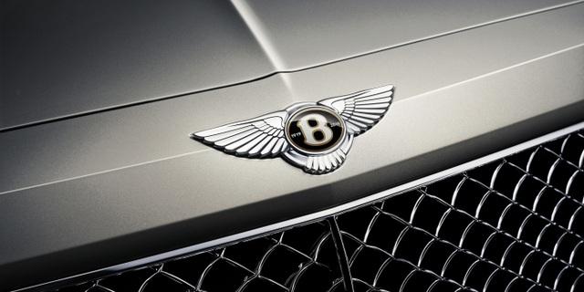 Bentley ra logo đặc biệt Centenary Gold mừng sinh nhật 100 tuổi - 1