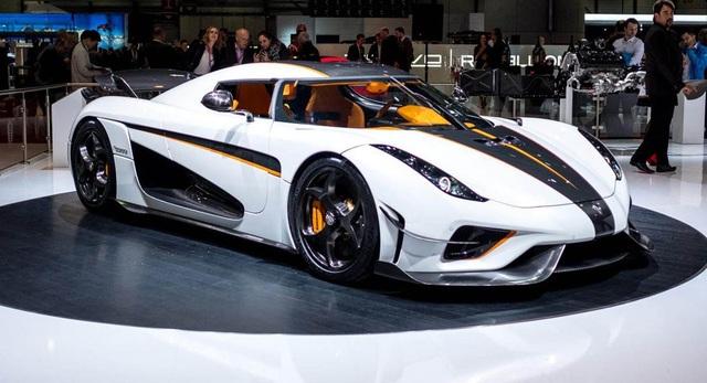 Koenigsegg thừa nhận bị sức ép từ Tesla - 1