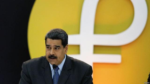 Tổng thống Venezuela, ông Nicolás Maduro. (Nguồn: cryptoindia.co)