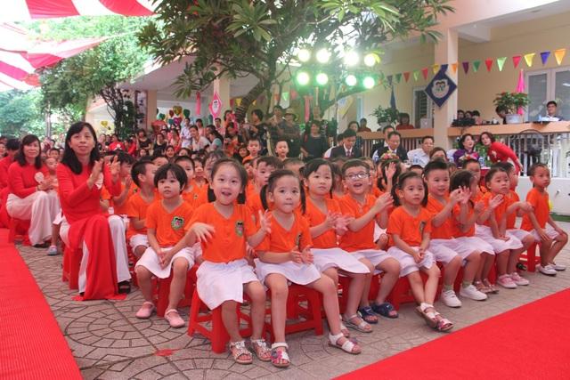 Học trò cả nước náo nức trong lễ khai giảng - 26