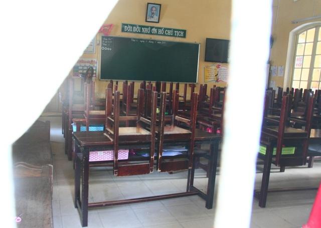Cảnh tượng trong 1 phòng học