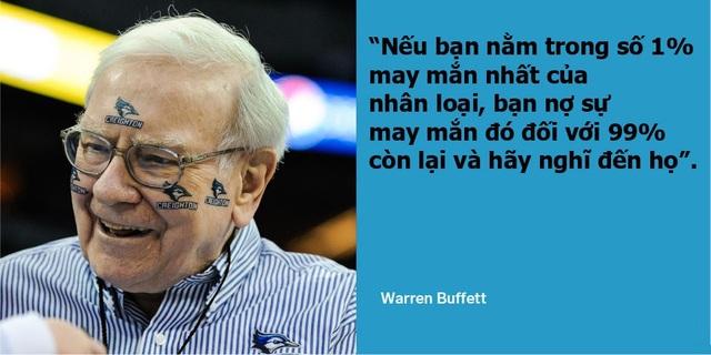 13 câu nói để đời của Warren Buffett - 11
