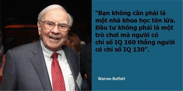 13 câu nói để đời của Warren Buffett - 13