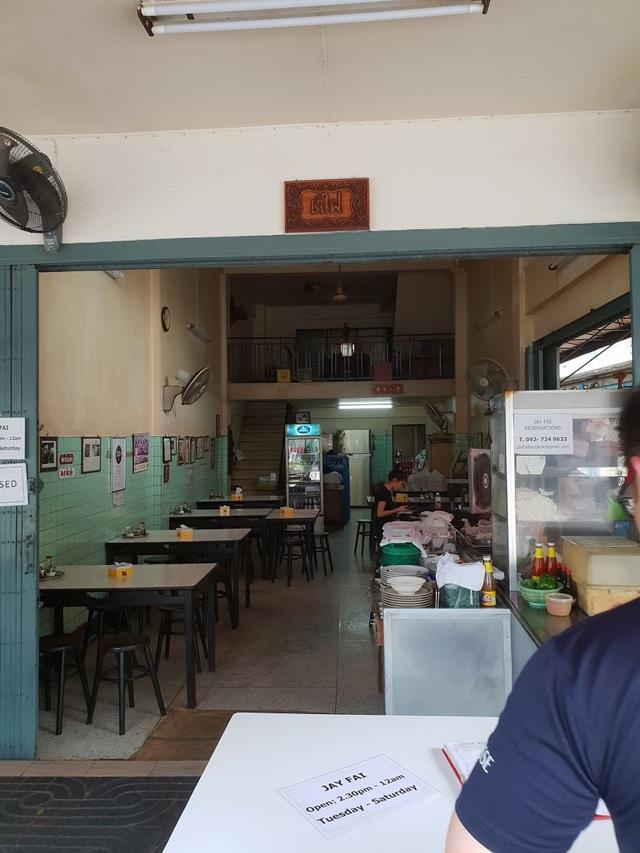 Đến thăm quán ăn đường phố duy nhất ở Bangkok nhận được sao Michelin - 5