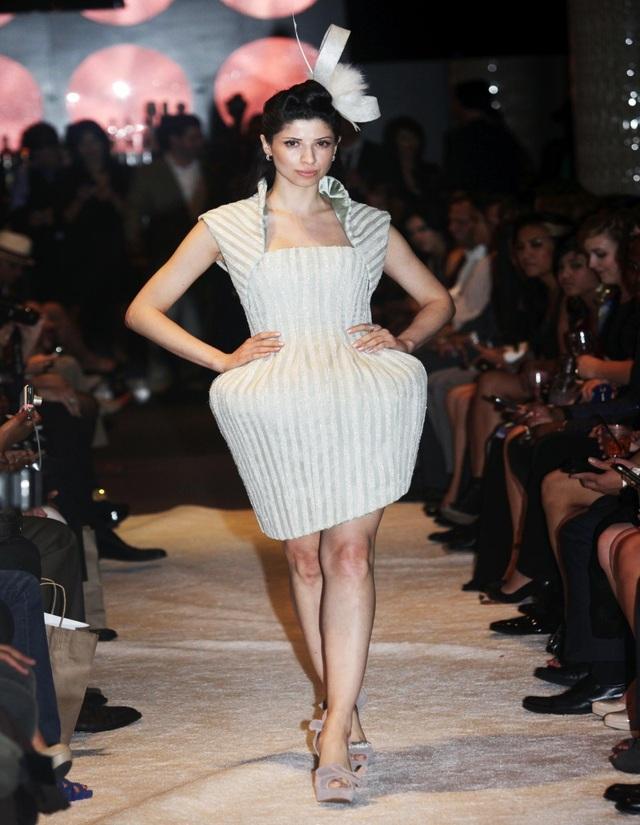 Hình ảnh BST của PHUONG MY tại NewYork Fashion Week Event
