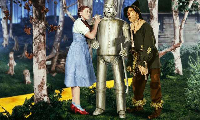 """Cảnh trong phim """"The Wizard of Oz"""""""