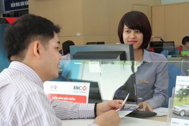 BIC là doanh nghiệp bảo hiểm hàng đầu về triển khai kênh bán bảo hiểm qua ngân hàng (Bancassurance)