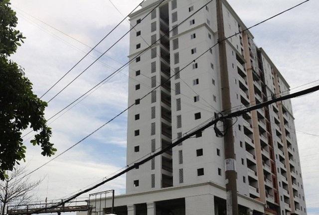 Chung cư Gia Phú (số 68 – 72 Lê Văn Chí, phường Linh Trung, quận Thủ Đức, TPHCM) do Công ty TNHH Địa ốc Gia Phú làm chủ đầu tư.