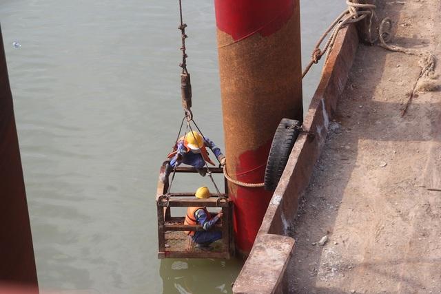 Dự án đã tạm ngưng thi công từ cuối tháng 4/2018, UBND TPHCM đã có công văn cầu cứu Thủ tướng Chính phủ chủ trì giải quyết các vướng mắc