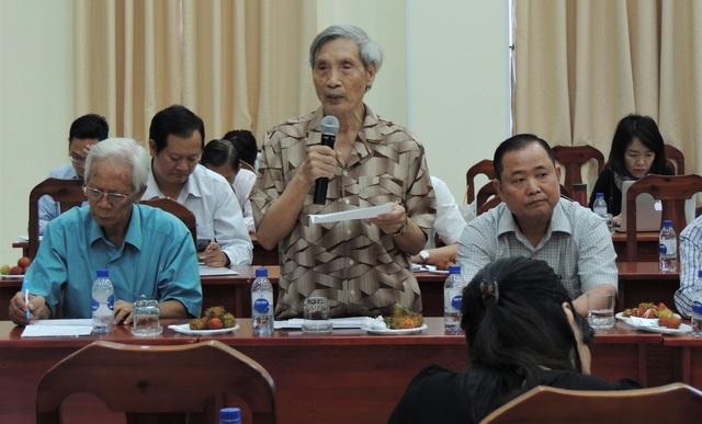 Nhiều nhân sĩ, trí thức góp ý cho TPHCM về chính sách thu hút người tài