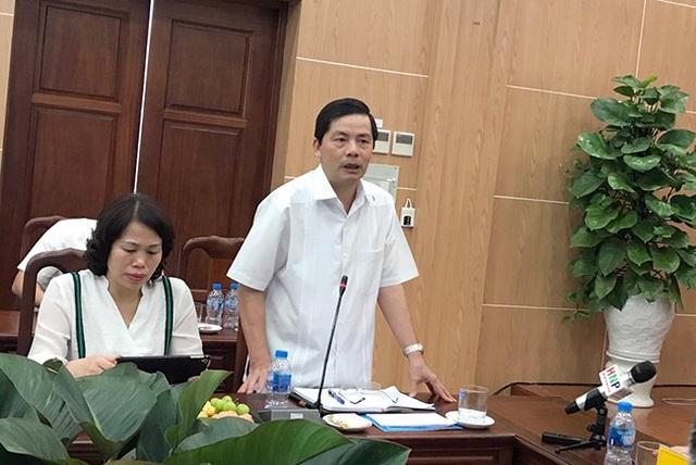 Ông Trần Huy Sáng - Giám đốc Sở Nội vụ Hà Nội mong sớm thực hiện cơ chế điều chỉnh tăng thu nhập cho cán bộ