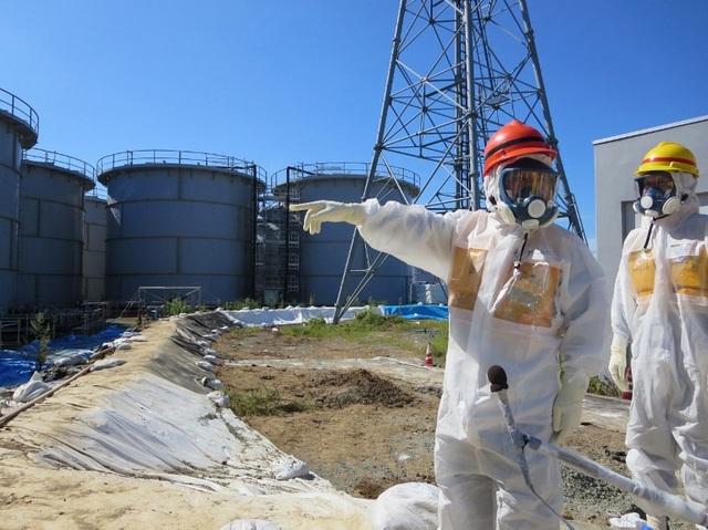 Nhật Bản ghi nhận ít nhất 4 công nhân của nhà máy Fukushima mắc ung thư nghi do nhiễm xạ. (Ảnh minh họa: Reuters)