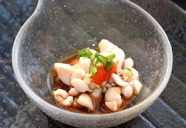 Shirako - tinh hoàn của cá đực là món ăn đặc sản nổi tiếng ở Nhật Bản